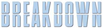 Breakdown logo