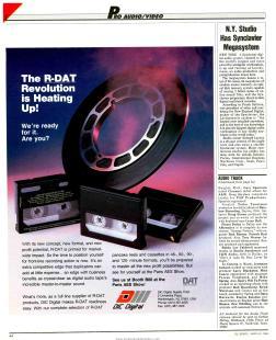 DIC Digital Audio Tape