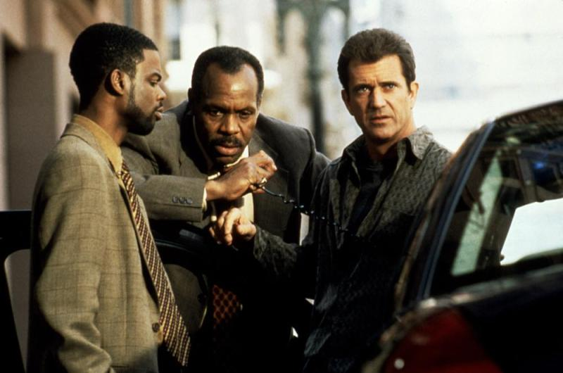 Lethal Weapon 4 Chris Rock