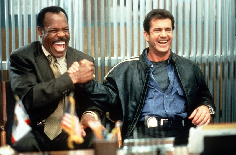 Lethal Weapon 4 Riggs and Murtaugh