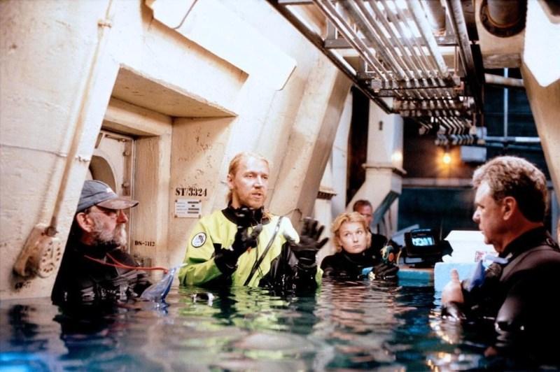 Renny Harlin Deep Blue Sea