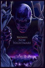 Wes Craven's New Nightmare alternate poster