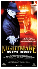 Wes Craven's New Nightmare Italian poster