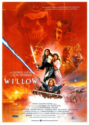 Willow Spanish poster