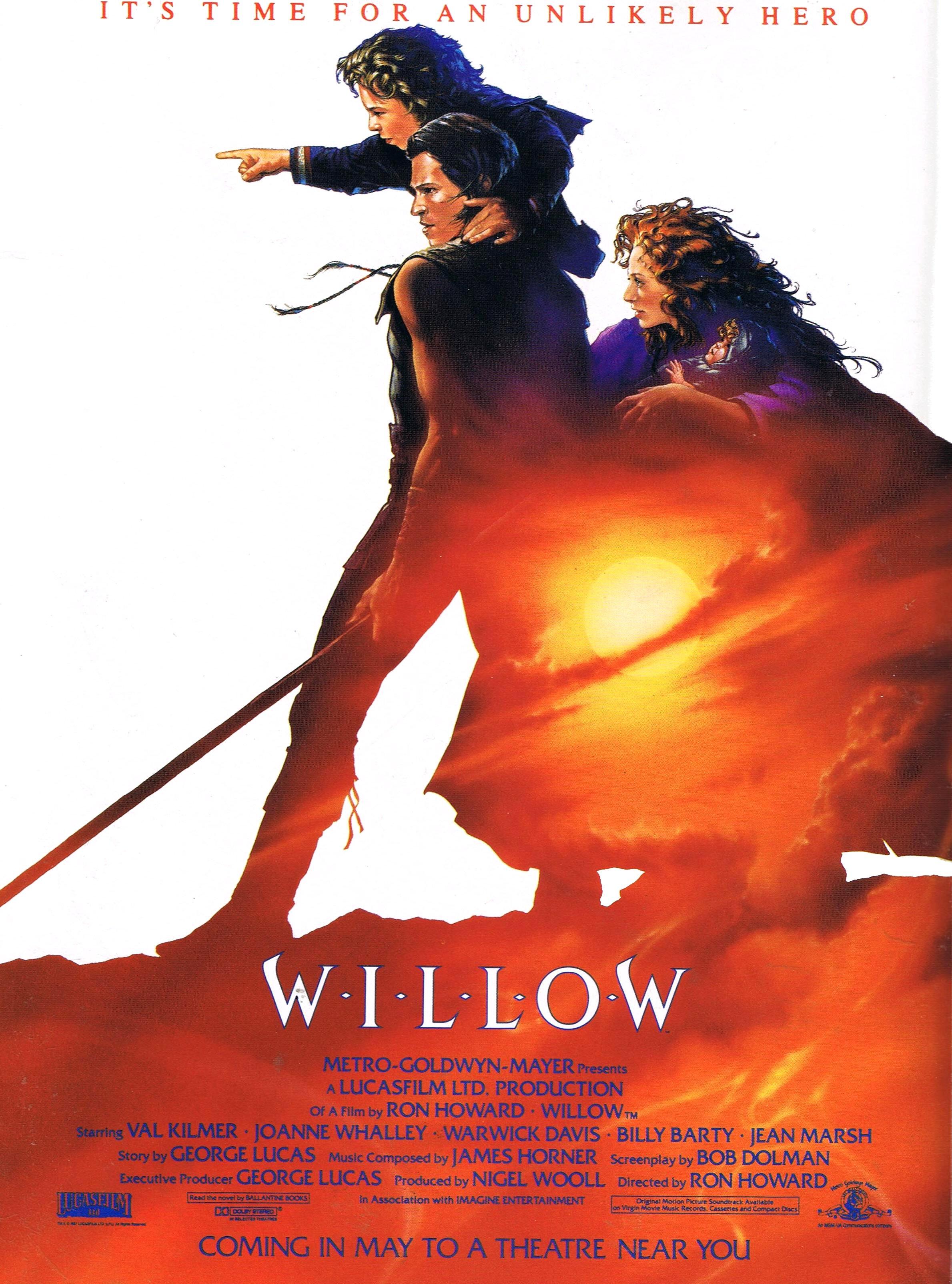 Willow teaser