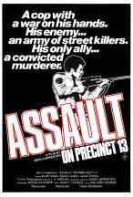 Assault On Precinct 13 alternate poster