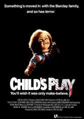 Child's Play alternate poster