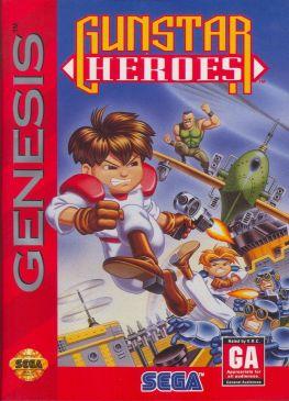 Gunstar Heroes Genesis