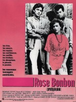 Pretty in Pink French poster