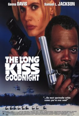 The Long Kiss Goodnight alternate poster