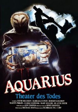 Aquarius German poster