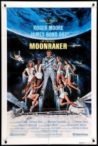 Moonraker alternate poster 2