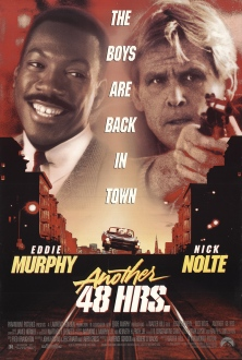 Another 48 HRS poster