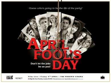 April Fool's Day by Silver Ferox