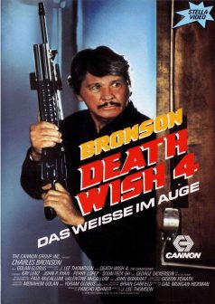 Death Wish 4 German poster