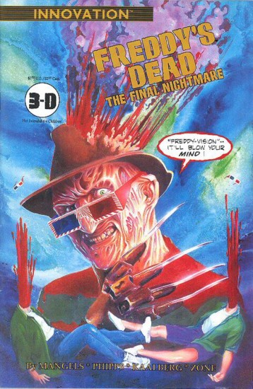 Nintendo Invents Freddy Vision