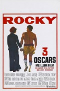 Rocky Hungarian poster