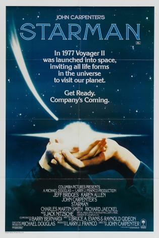 Starman alternate poster 2