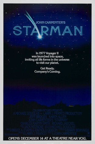 Starman alternate poster