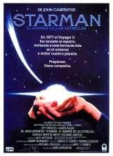 Starman Spanish poster