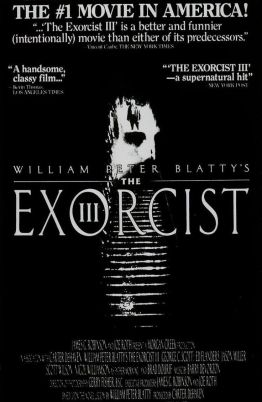 The Exorcist III alternate poster