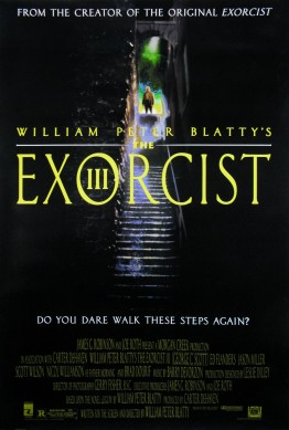 The Exorcist III poster