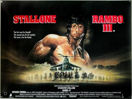 Rambo III quad