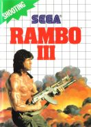 Rambo III Sega Master System