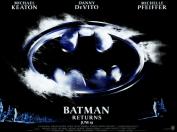 Batman Returns teaser quad 2