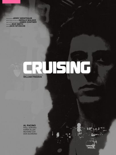 Cruising alternative poster