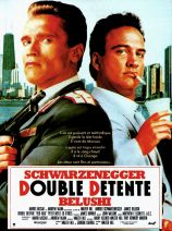 Red Heat French poster
