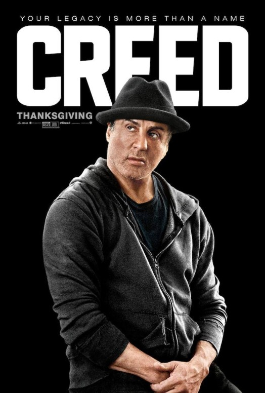 Creed teaser poster 2