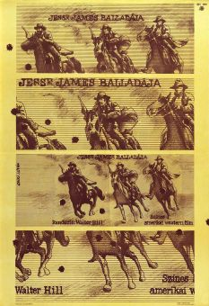 The Long Riders poster alternate
