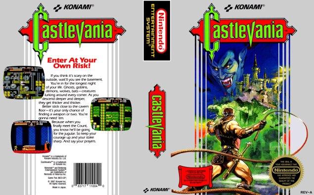 Castlevania sleeve