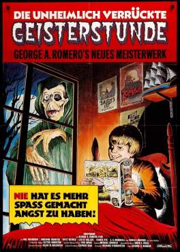 Creepshow German poster