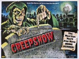 Creepshow UK quad