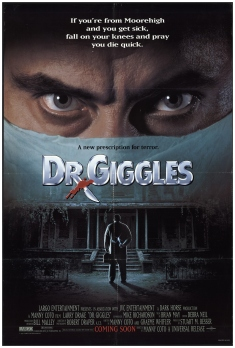 Dr Giggles poster