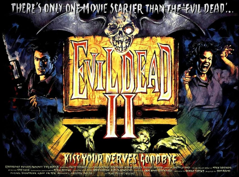 Evil Dead 2: Or How They Made The Sequel To The Ultimate in ...
