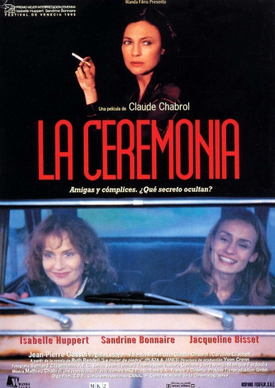 La Ceremonie Spanish poster