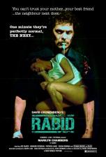 Rabid alternate poster