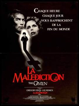 The Omen French poster