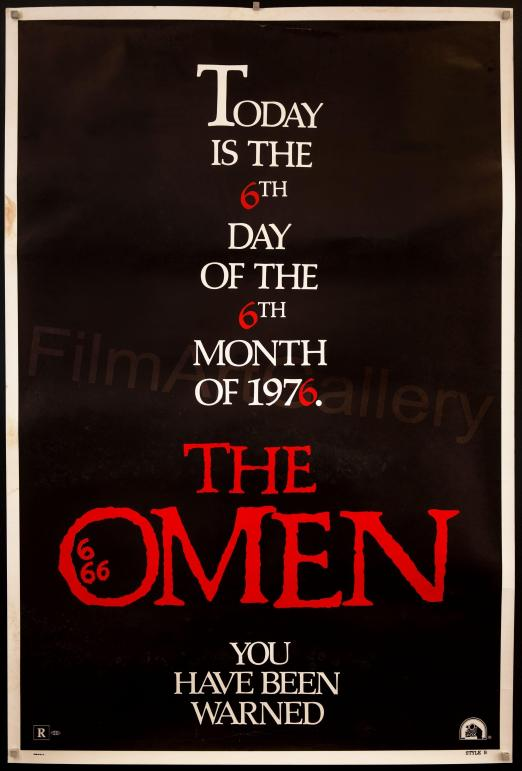 The Omen teaser
