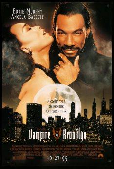 Vampire in Brooklyn poster
