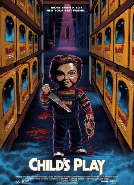 Child's Play 2019 Gary Pullin