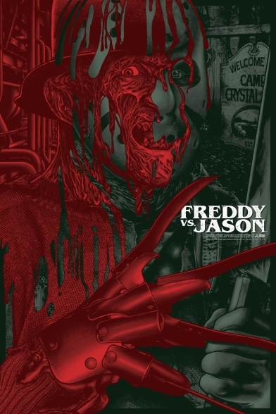 Freddy vs Jason Anthony Petrie