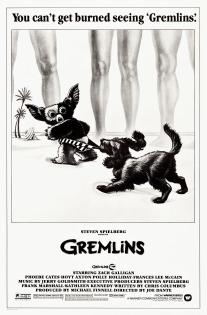 Gremlins alternate poster 2