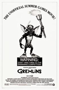 Gremlins alternate poster 3