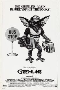 Gremlins alternate poster 4