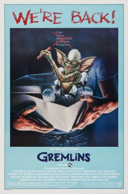 Gremlins alternate poster