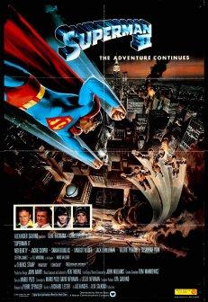 Superman II alternate poster